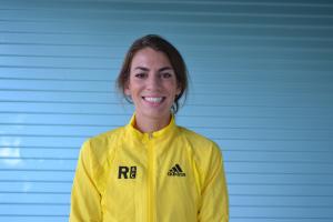 Becca Friday: 800 m, 1500 m